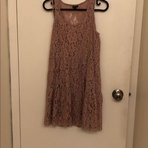 American Eagle Dress with slip